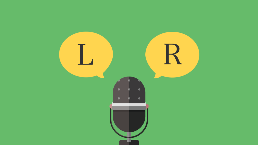 英語の発音入門【6】子音 RとLをマスターしよう