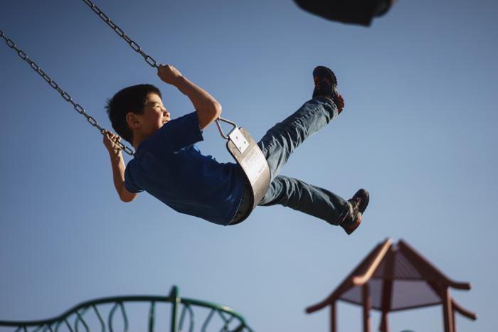 子供の英語での飛躍